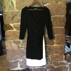 Lauren Ralph Lauren Wrap Dress